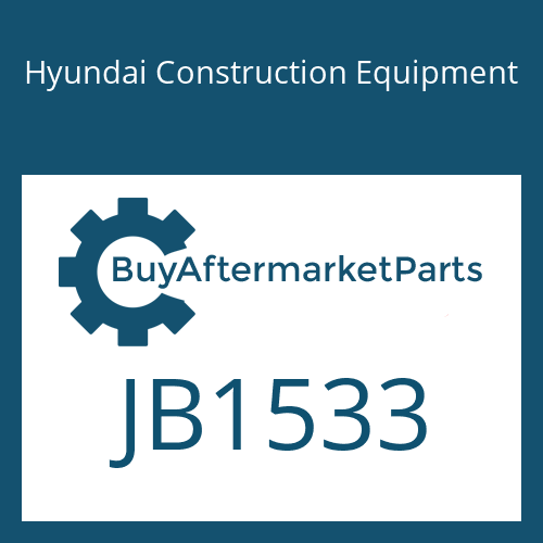 Hyundai Construction Equipment JB1533 - BEARING-ROLLER