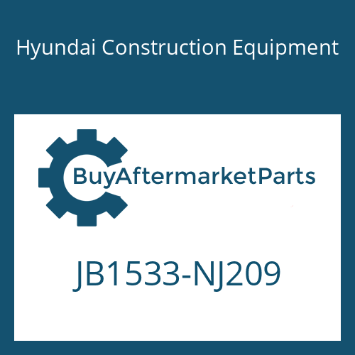 Hyundai Construction Equipment JB1533-NJ209 - BALL BEARING