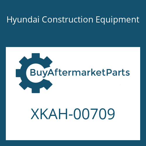 Hyundai Construction Equipment XKAH-00709 - RING-SNAP