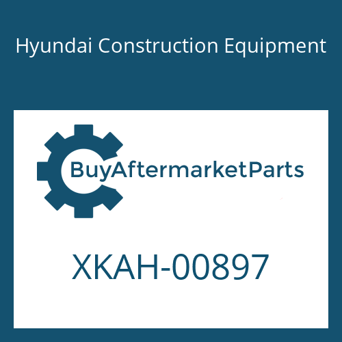 Hyundai Construction Equipment XKAH-00897 - PLATE-TIMING