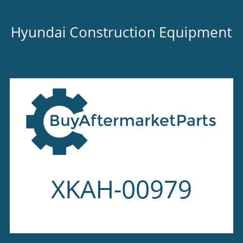 Hyundai Construction Equipment XKAH-00979 - PISTON-BRAKE