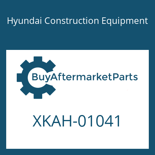 Hyundai Construction Equipment XKAH-01041 - PLUG-RO