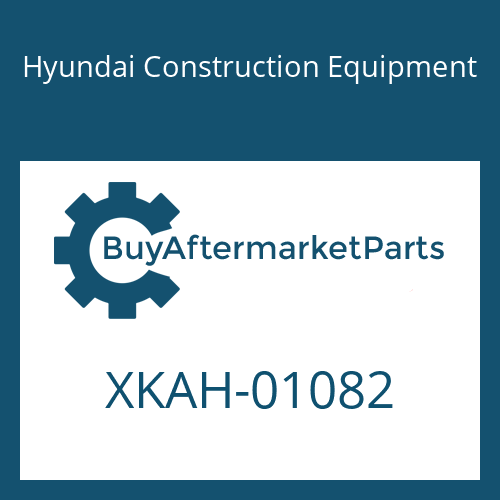 Hyundai Construction Equipment XKAH-01082 - PLATE-VALVE