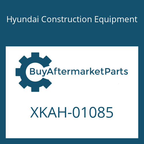 Hyundai Construction Equipment XKAH-01085 - PLUNGER
