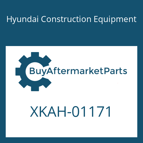 Hyundai Construction Equipment XKAH-01171 - PIVOT-SWASH