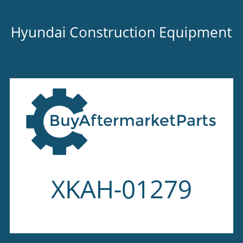 Hyundai Construction Equipment XKAH-01279 - SEAL KIT