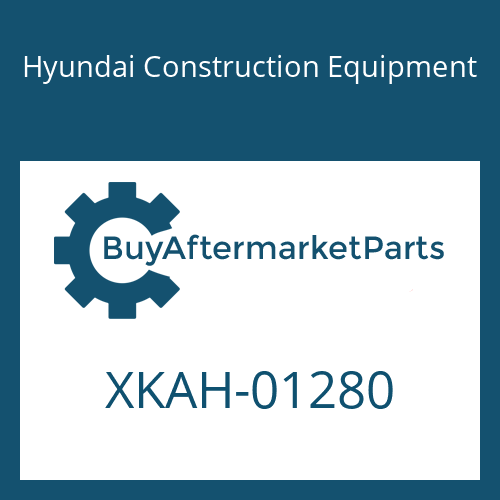 Hyundai Construction Equipment XKAH-01280 - SPRING