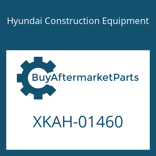 Hyundai Construction Equipment XKAH-01460 - SPINDLE