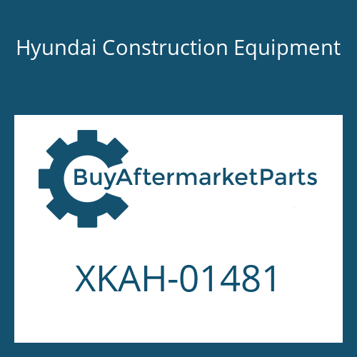 Hyundai Construction Equipment XKAH-01481 - VALVE ASSY-RELIEF