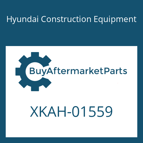 Hyundai Construction Equipment XKAH-01559 - PISTON-CONTROL