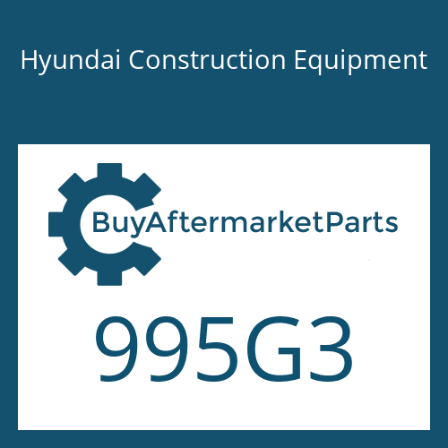Hyundai Construction Equipment 995G3 - Handle