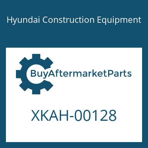 Hyundai Construction Equipment XKAH-00128 - O-RING