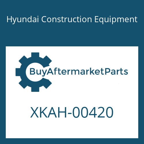 Hyundai Construction Equipment XKAH-00420 - PISTON