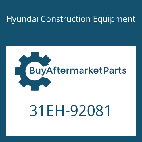 Hyundai Construction Equipment 31EH-92081 - PIPE ASSY-HYD
