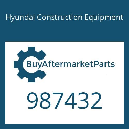 Hyundai Construction Equipment 987432 - Body