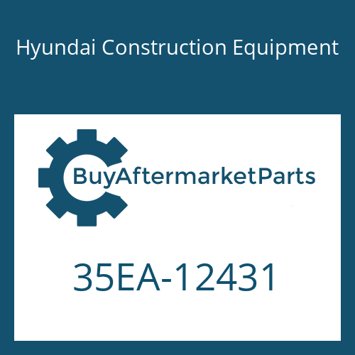 Hyundai Construction Equipment 35EA-12431 - HOSE ASSY-HYD