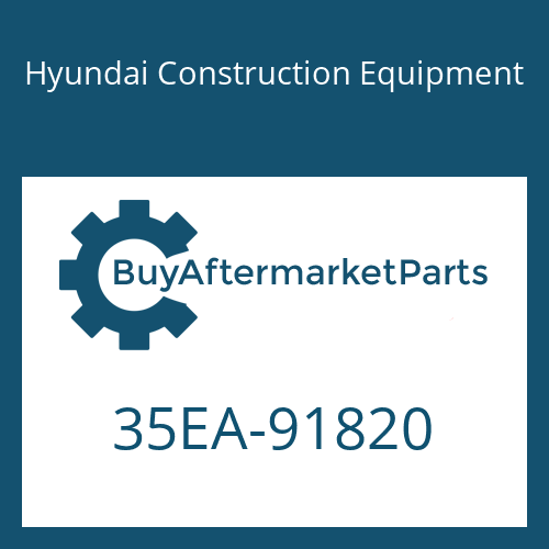 Hyundai Construction Equipment 35EA-91820 - PIPING KIT-HYD