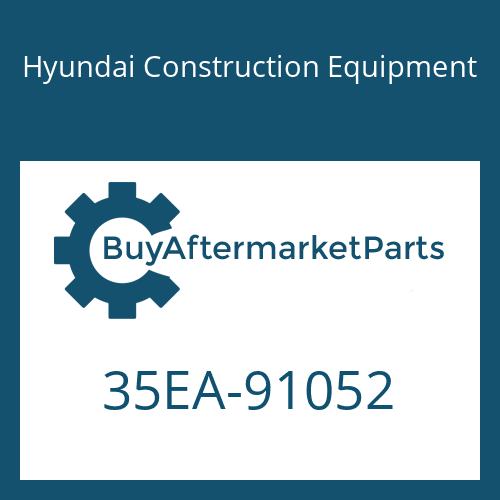 Hyundai Construction Equipment 35EA-91052 - Attach Piping Kit