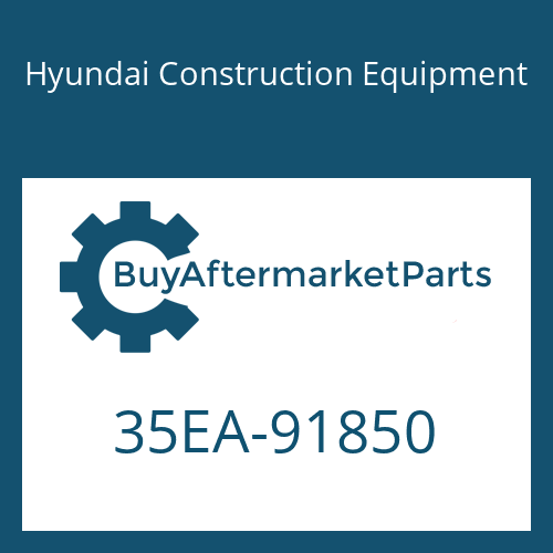 Hyundai Construction Equipment 35EA-91850 - PIPING KIT-HYD