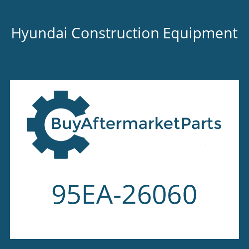 Hyundai Construction Equipment 95EA-26060 - DECAL-SERVICE INSTRUCTION