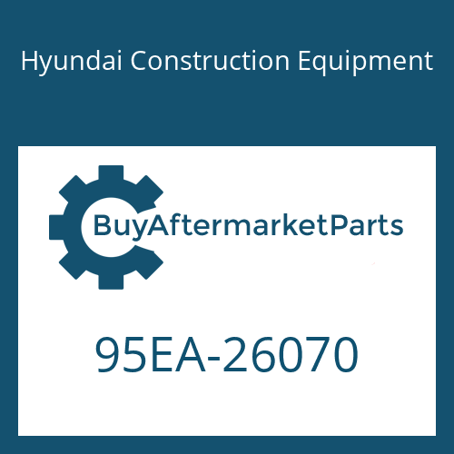 Hyundai Construction Equipment 95EA-26070 - DECAL-SERVICE INSTRUCTION