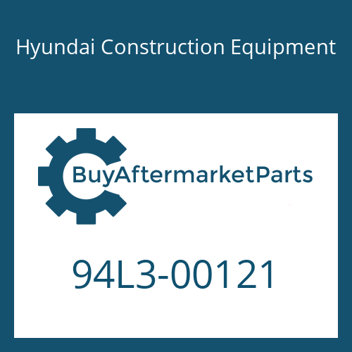 Hyundai Construction Equipment 94L3-00121 - DECAL-GREASE