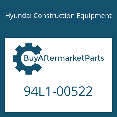 Hyundai Construction Equipment 94L1-00522 - DECAL-GREASE