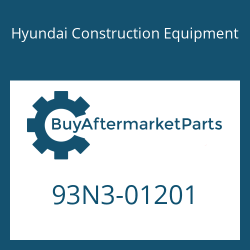 Hyundai Construction Equipment 93N3-01201 - DECAL KIT-B