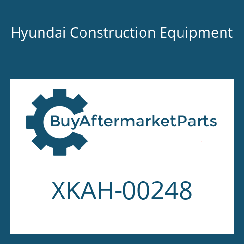 Hyundai Construction Equipment XKAH-00248 - PIN