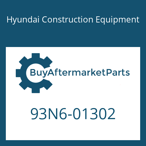 Hyundai Construction Equipment 93N6-01302 - DECAL KIT-B