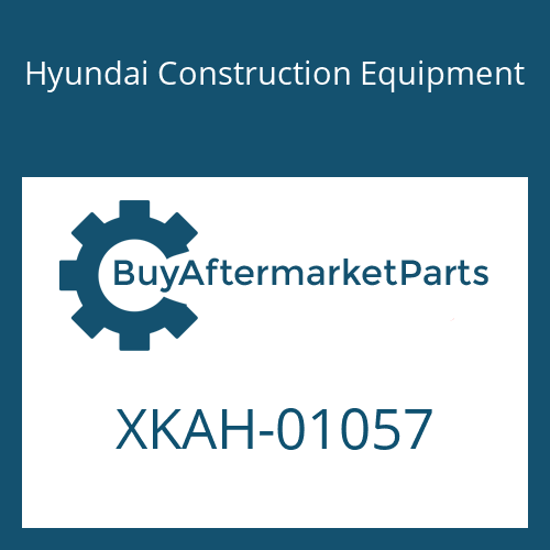 Hyundai Construction Equipment XKAH-01057 - CASE-VALVE