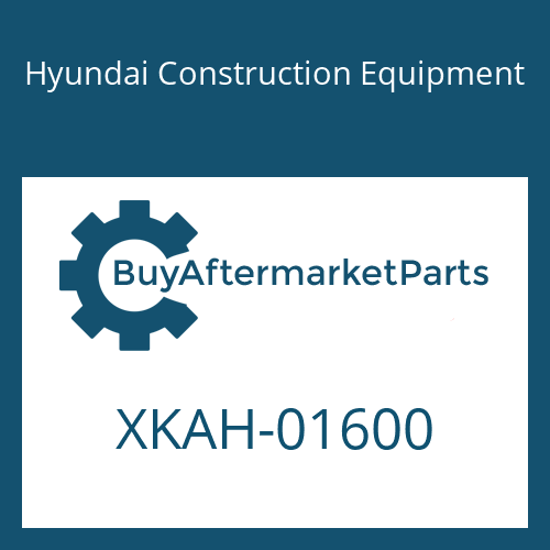 Hyundai Construction Equipment XKAH-01600 - PISTON-BRAKE
