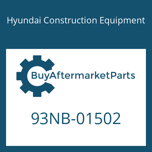 Hyundai Construction Equipment 93NB-01502 - DECAL KIT-B