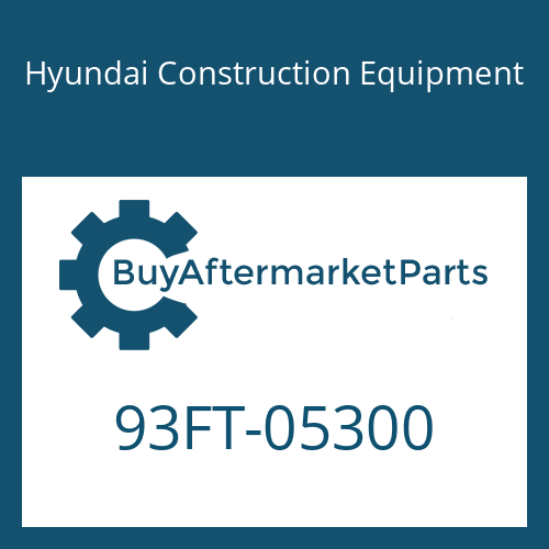 Hyundai Construction Equipment 93FT-05300 - DECAL-CAPACITY
