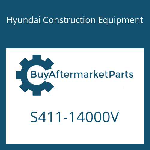 Hyundai Construction Equipment S411-14000V - WASHER-SPRING