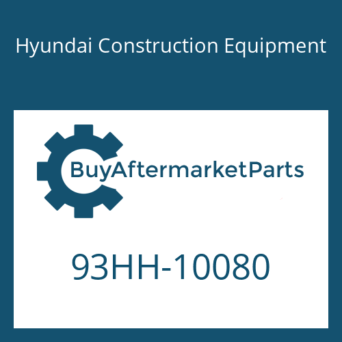 Hyundai Construction Equipment 93HH-10080 - DECAL KIT