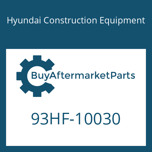Hyundai Construction Equipment 93HF-10030 - DECAL KIT-B