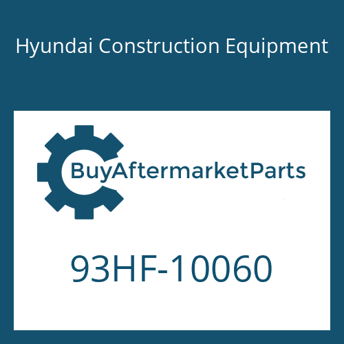 Hyundai Construction Equipment 93HF-10060 - Decal Kit(B)