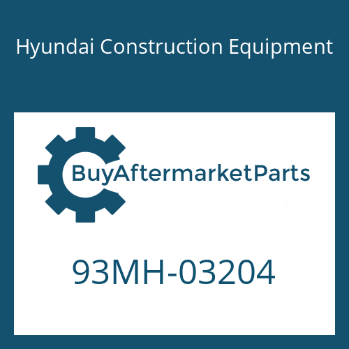Hyundai Construction Equipment 93MH-03204 - DECAL KIT-B