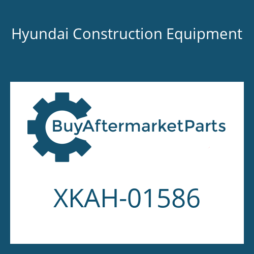 Hyundai Construction Equipment XKAH-01586 - MOTOR UNIT-SWING