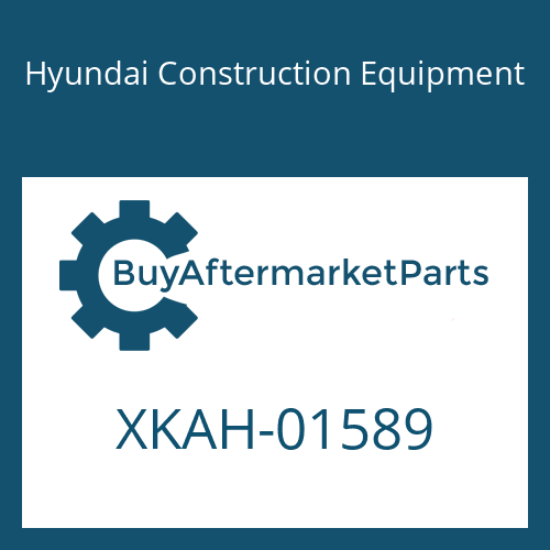Hyundai Construction Equipment XKAH-01589 - SEAL KIT