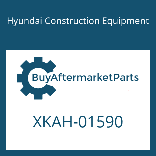 Hyundai Construction Equipment XKAH-01590 - SEAL KIT