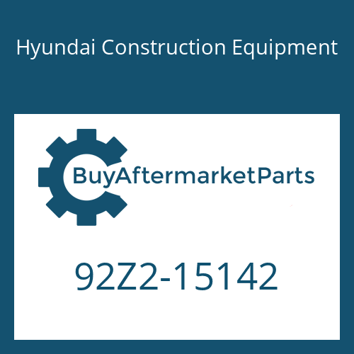 Hyundai Construction Equipment 92Z2-15142 - DECAL-MODEL NAME LH