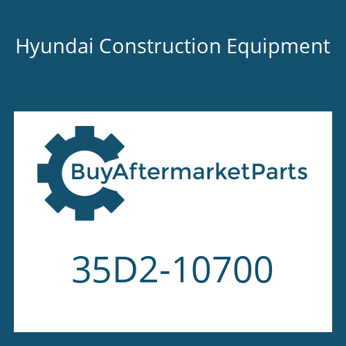 Hyundai Construction Equipment 35D2-10700 - CYLINDER ASSY-LIFT