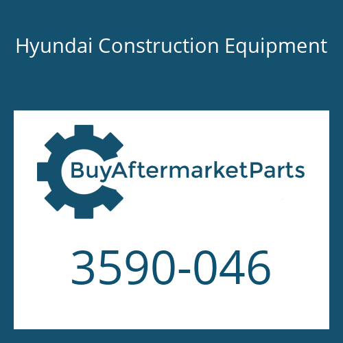 Hyundai Construction Equipment 3590-046 - Spring