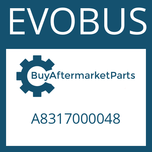 EVOBUS A8317000048 - U-JOINT
