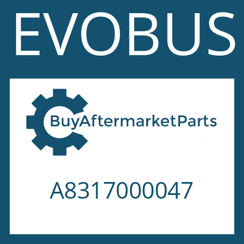EVOBUS A8317000047 - U-JOINT