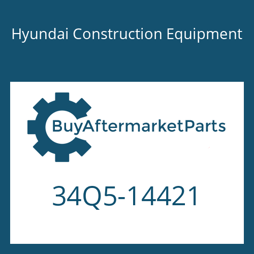 Hyundai Construction Equipment 34Q5-14421 - BRACKET-RH