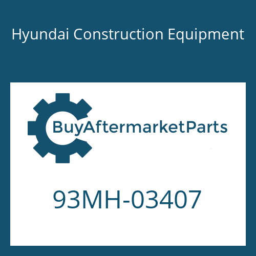 Hyundai Construction Equipment 93MH-03407 - DECAL KIT-B