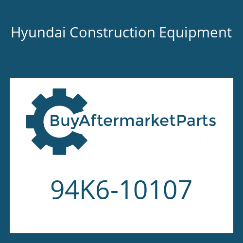 Hyundai Construction Equipment 94K6-10107 - DECAL KIT-B